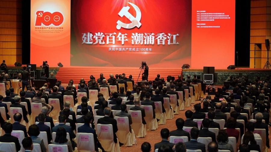 科創界:「一國兩制」下香港續發揮國際大都會優勢 須堅持和維護中國共產黨領導