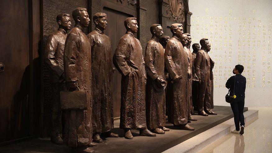 上海構建「紅色露天博物館」 開發「紅色資源」講黨史