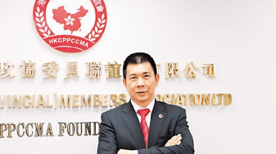 譚錦球:駱惠寧演講助港人全面了解中國共產黨