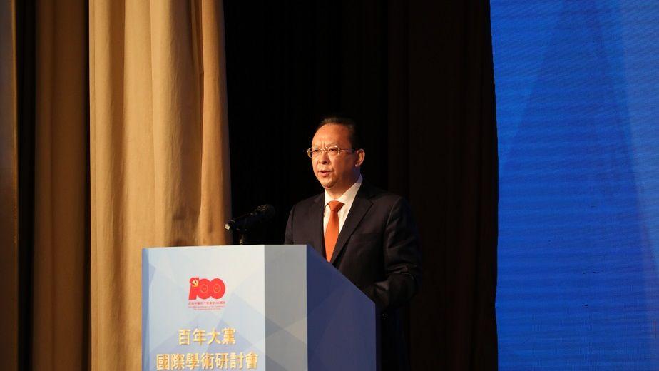 【有片】譚鐵牛:中央維護香港憲制秩序 支持香港融入國家發展大局