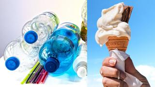 【網絡熱話】科學家將膠樽變成雲呢拿調味料