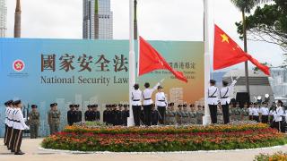 【有話直說】國安法令香港由亂及治 「軟性暴力」出擊不容忽視