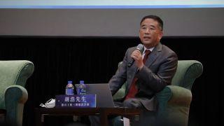 胡浩贈港大嫦娥五號同款國旗 指中國探月實現工程科學「雙豐收」