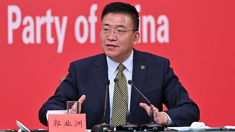 中聯部:190多個國外政黨同中共一起 反對借「人權」干涉他國內政