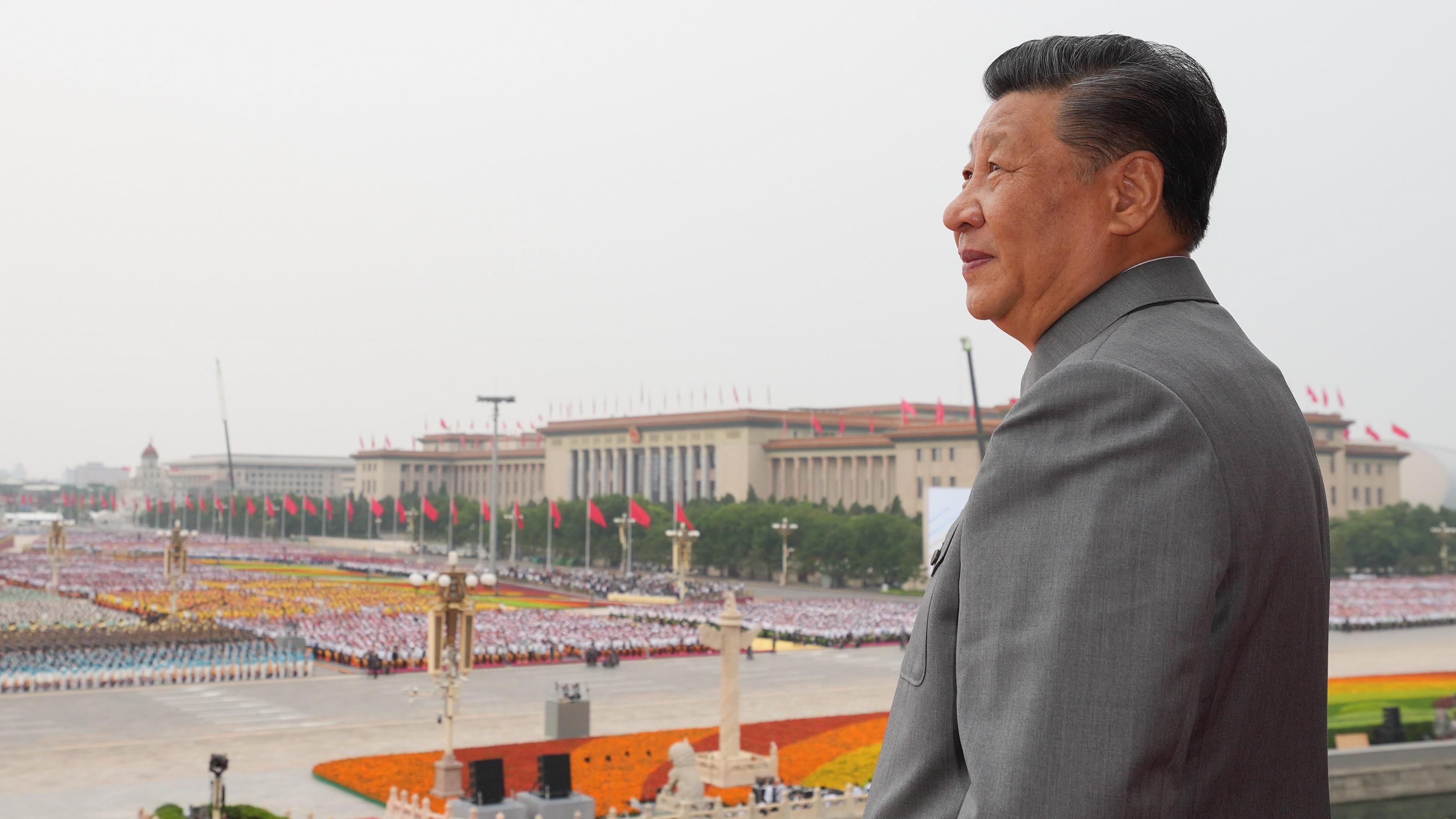【卓偉】習近平「七一講話」提示香港盡快完成二十三條立法