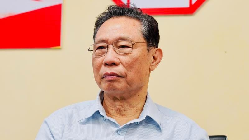 鍾南山:共產黨始終把人民生命安全和身體健康放第一位
