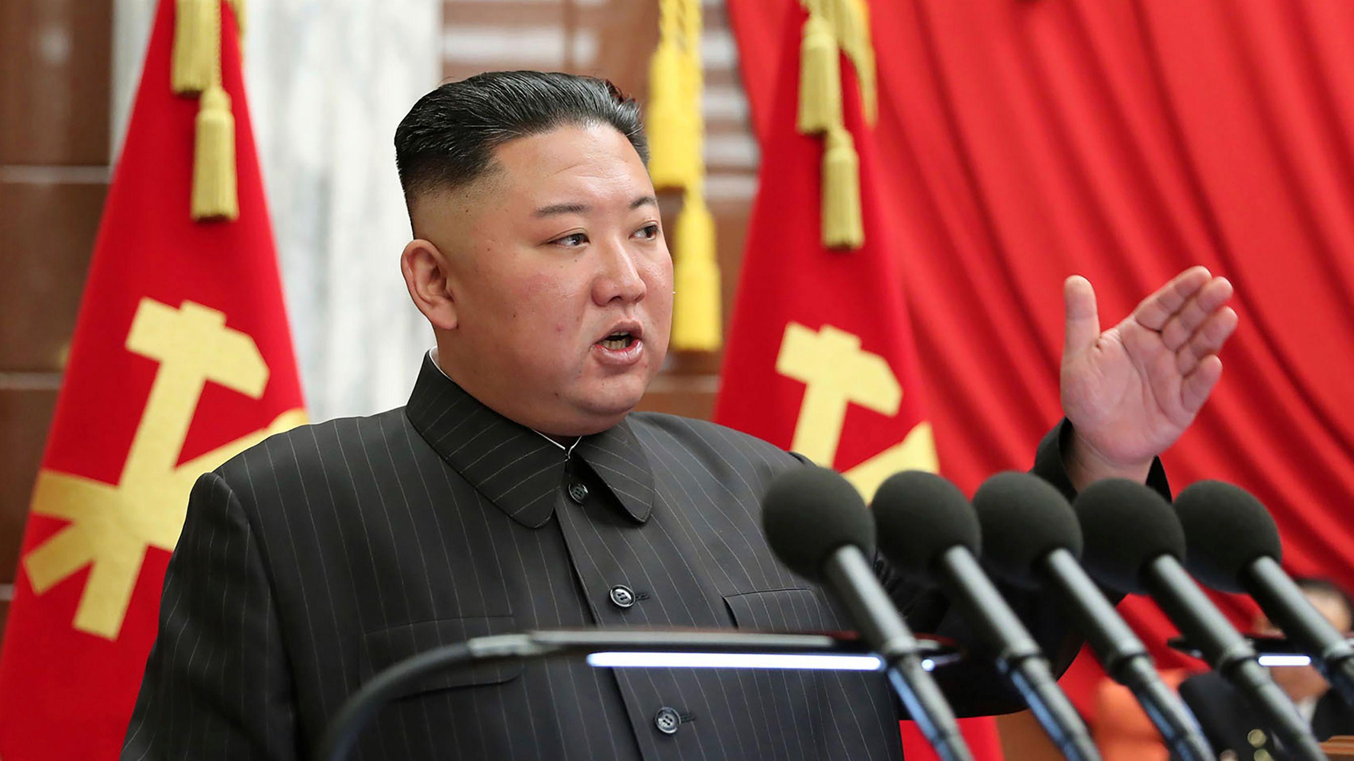 金正恩向習近平致賀信 支持中國建設社會主義維護國家主權