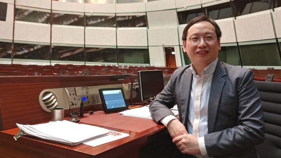 柯創盛:對習主席講話感動振奮 中國人民今日生活來之不易