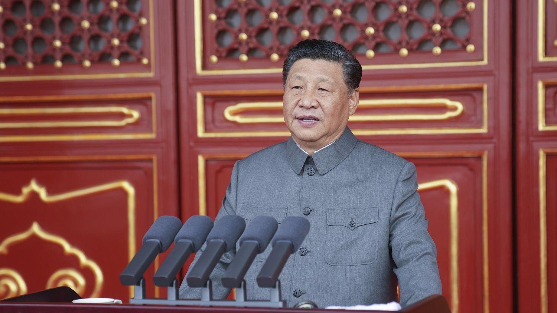 習近平:中國共產黨向人民和歷史交出優異答卷 踏上實現第二個百年目標「趕考之路」