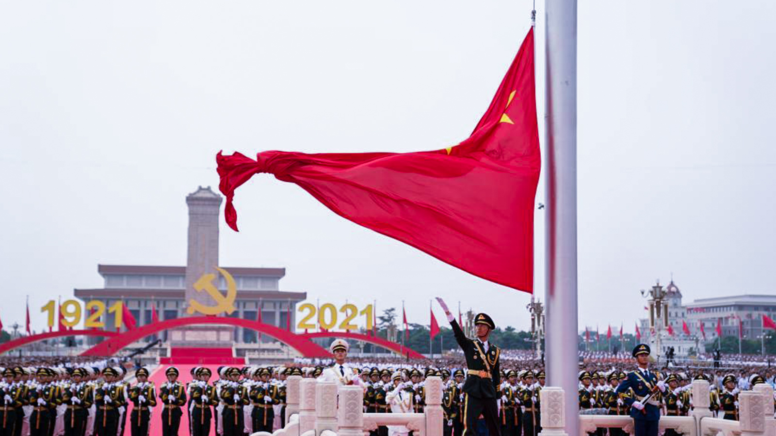 Opinion|Great Rejuvenation under the leadership of Chinese Communist Party has been ongoing