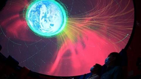 【熱話】太空館天象廳全新面貌回歸-最新NanoSeam技術帶來無縫螢幕