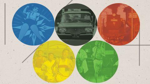 【影訊】「賽場以外︰1964東京奧運紀錄片系列」月底上映-五部紀錄片重現當年日本社會風貌