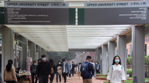 【有話直說】香港容不下任何煽暴者-「高材生」也不例外