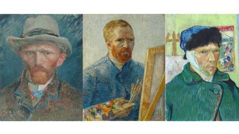 【藝聞】史上最全梵高自畫像展將於倫敦舉辦-匯聚15件自畫像作品