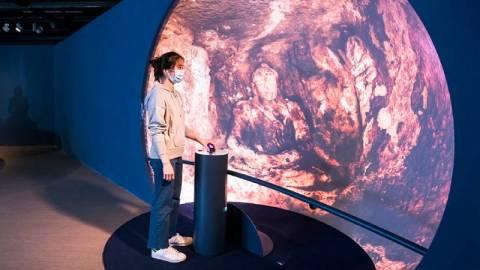 【看展覽】360度虛擬實境感受海上絲路-城大新展重現佛教千年傳播