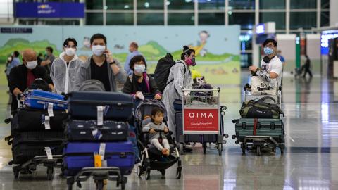 【陳志豪】香港移民潮背後的意識形態癥結