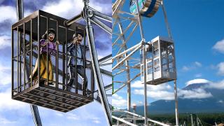 富士急「監倉」摩天輪開幕 360度穿透鐵籠挑戰膽量