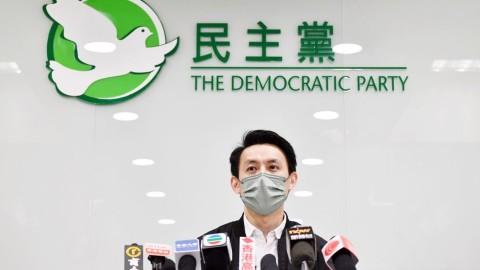 【卓偉】「服從等於支持」-民主黨對「港獨」的「平庸之惡」