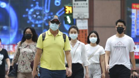 台灣添23宗本地病例 下周二起降為二級警戒