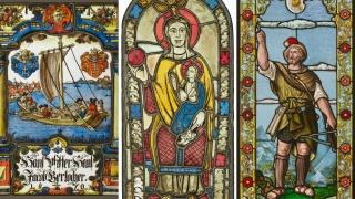 【展覽】認識花窗玻璃工藝:瑞士國家博物館Colours revealed by light展