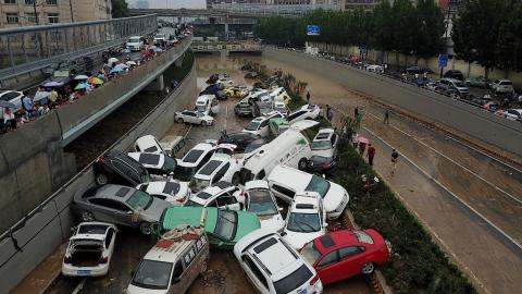 【河南暴雨】災害已致鄭州51人遇難 直接經濟損失655億