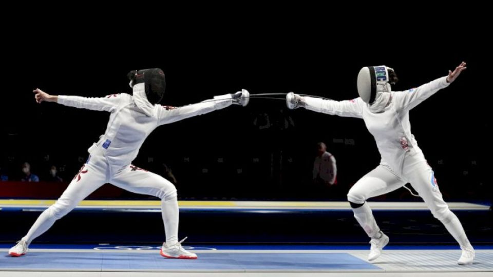 【東京奧運】江旻憓重劍八強止步 稱戰術不佳感失望
