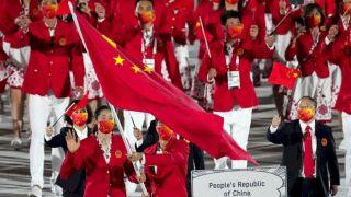 NBC轉播東奧開幕禮用不完整中國地圖 中方堅決反對