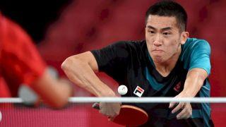 【東奧戰果】林兆恒男單乒乓首圈激戰七局險勝 晉身64強