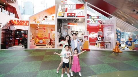 【暑假好去處】迪士尼大型家居場景主題屋登陸MegaBox