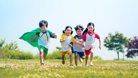 【談育兒】身體接觸遊戲有助孩子的腦部發展