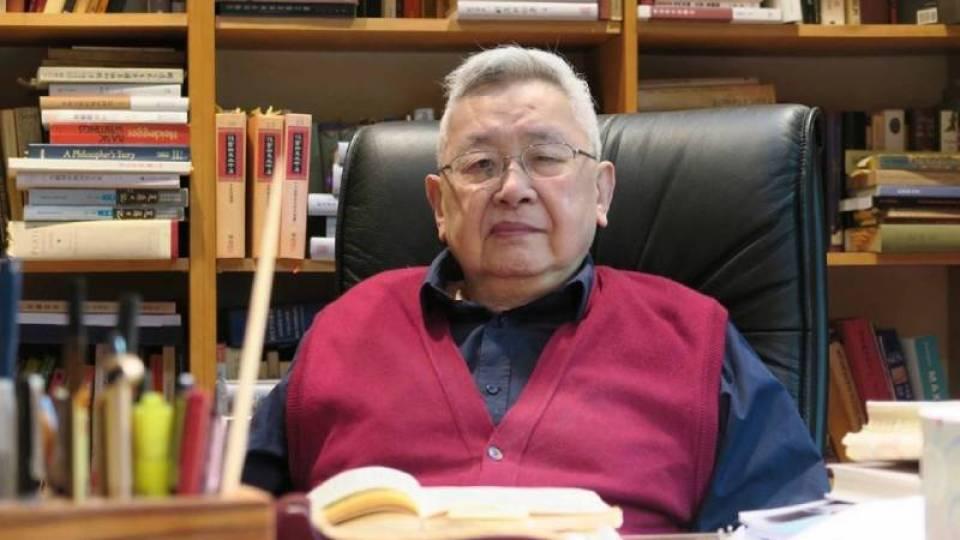 史學大師余英時夢中逝世享壽91歲 首屆新亞畢業生在港建立文化根基