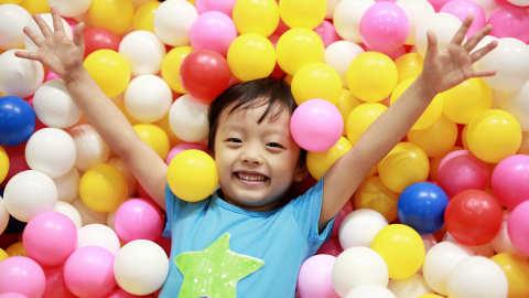 高溫多雨去哪玩?香港室內親子遊樂場大集合---