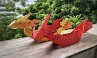 【好去處】香港仔漁民文化免費展覽 龍舟頭雕刻工藝導賞