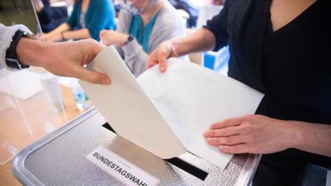 【有片】德國大選社民黨微弱優勢獲勝 或出現三黨聯合政府
