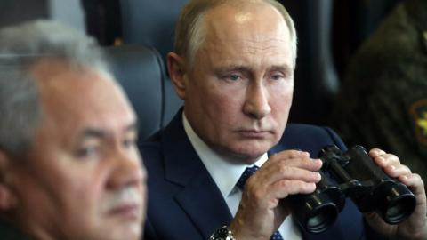 克里姆林宮稱北約跨越普京紅線 烏克蘭:普京紅線不能設在俄羅斯邊界外