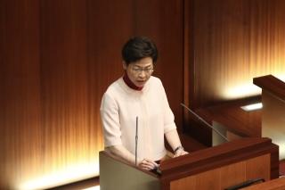 【越毅強】《施政報告》展現香港今後施政三大重心