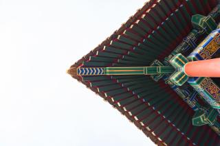 【紫禁城宮殿】宮殿建築藝術的特色——屋檐彩畫