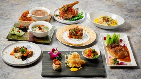 【為食推介】海參香酥鴨初秋滋養宴 八折任點任食點心套餐