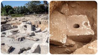 【熱話】以色列考古發現:1500年前最大釀酒廠及2700多年前古代廁所