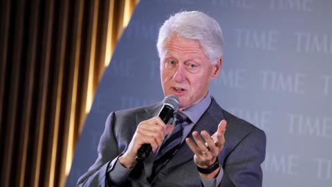 美前總統克林頓血液感染 進入深切治療部留醫