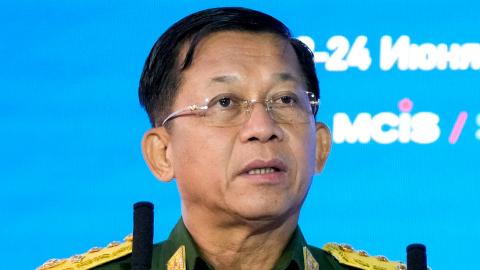 緬甸釋放114名少數民族地方武裝在押人員 籲各方加入並簽署停火協議