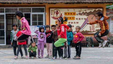 教育部:加強中小學少數民族文字教材管理 鑄牢中華民族共同體意識