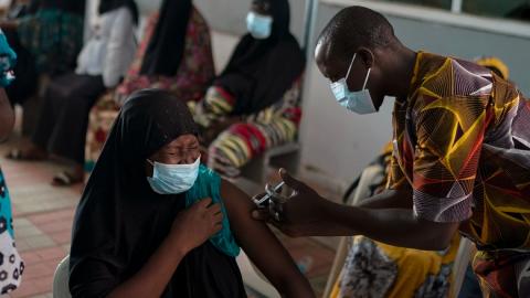 世衛組織:非洲逾85-新冠患者未被發現 真實感染數或高達5900萬宗