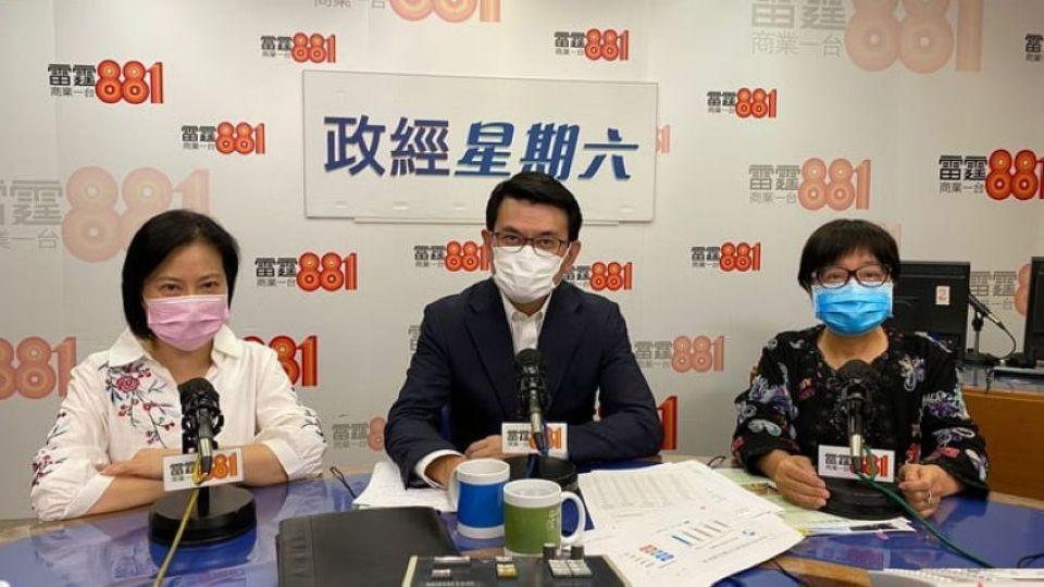 明白未通關令商界困難 邱騰華:內地防疫措施嚴謹本港必須配合