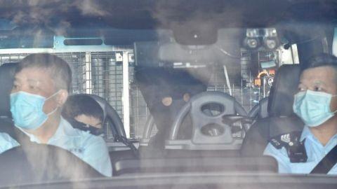 【的士謀殺案】無業混血疑兇蔡南生提堂 被控謀殺的哥-