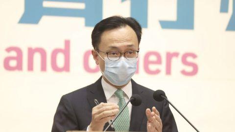落實香港國安法社會回復穩定 聶德權稱香港進入新時代