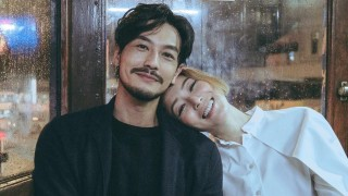 鄭秀文與「翻版金城武」栢天男拍《螢》MV做情侶 叮叮車甜蜜互動