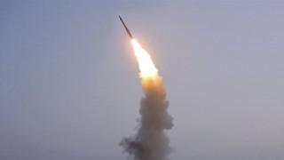 北韓向東海發射一枚導彈 南韓國安會急商對策
