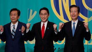 日本眾院開啟12日選戰 防疫與經濟政策成焦點