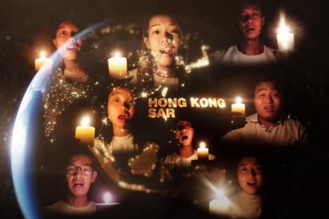 【藝聞】音樂打破地域限制-全球21隊合唱團唱響《大地之歌》